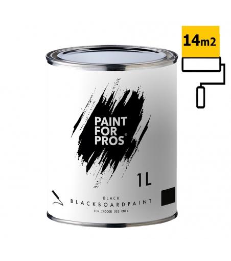 Маркерная краска Paintforpros (профессиональная), 1L