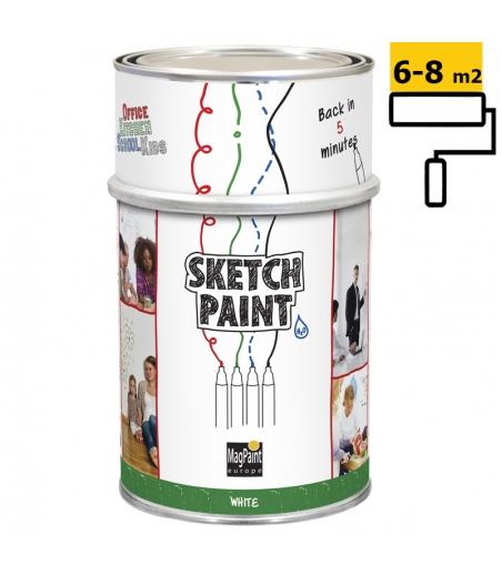 SketchPaint – Маркерная краска 1 л.