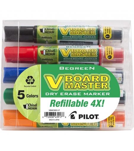 PILOT V-Board Master Маркеры для маркерных покрытий