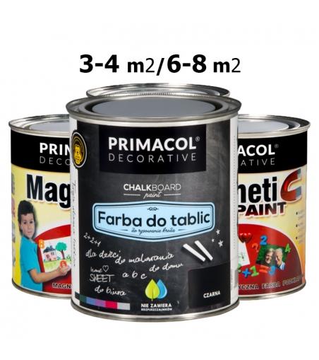 Магнитно-грифельный комплект красок Primacol